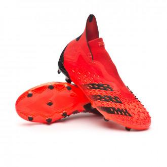 Predator Freak + FG Bambino Red-Black-Solar red
