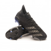 Football Boots Predator Freak .1 FG Black-Iron metallic-Sonink