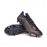 Football Boots X SpeedFlow.1 SG Black-Sonink-Solar yellow