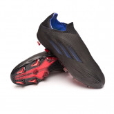 Zapatos de fútbol X Speedflow + FG Niño Black-Sonink-Solar yellow