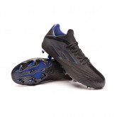 Zapatos de fútbol X Speedflow .1 FG Niño Black-Sonink-Solar yellow