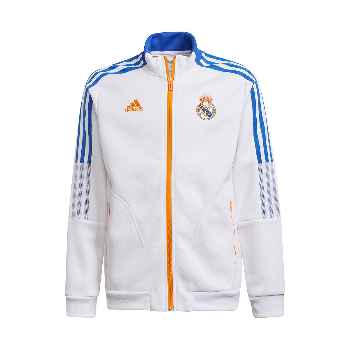 Giacca adidas Real Madrid Anthem 2021-2022