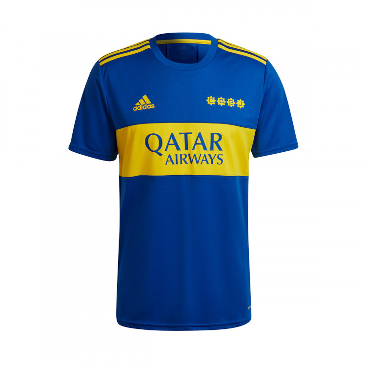 adidas Boca Juniors Home Jersey 2021-2022 Jersey