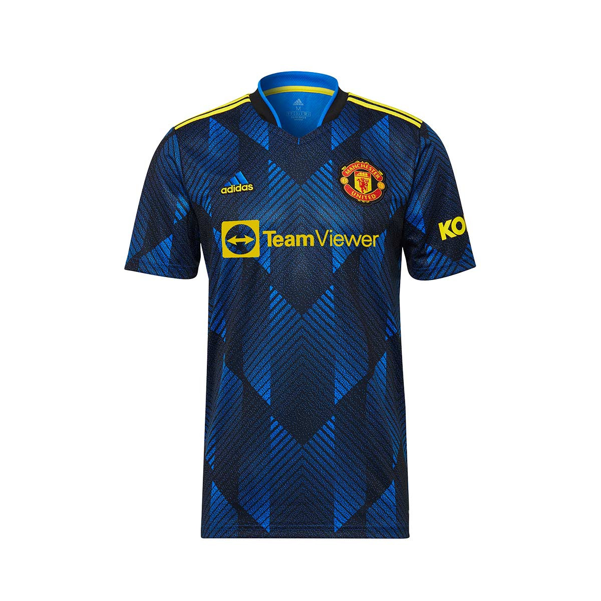 adidas Manchester United Third Jersey 2021-2022 Jersey