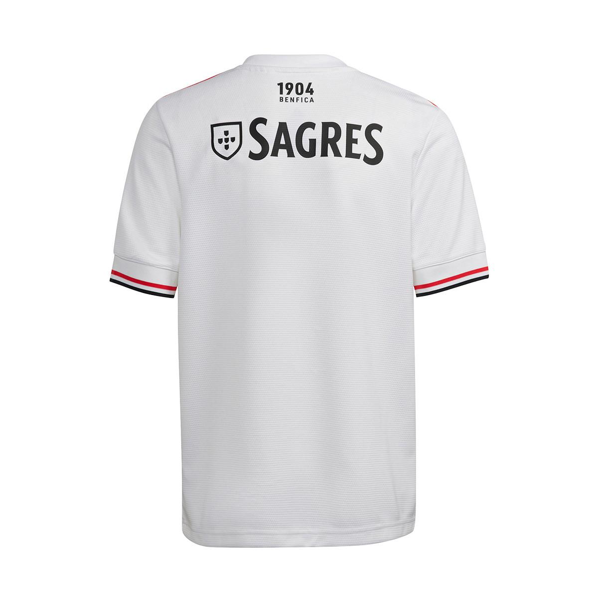 adidas SL Benfica Away Jersey 2021-2022 Jersey