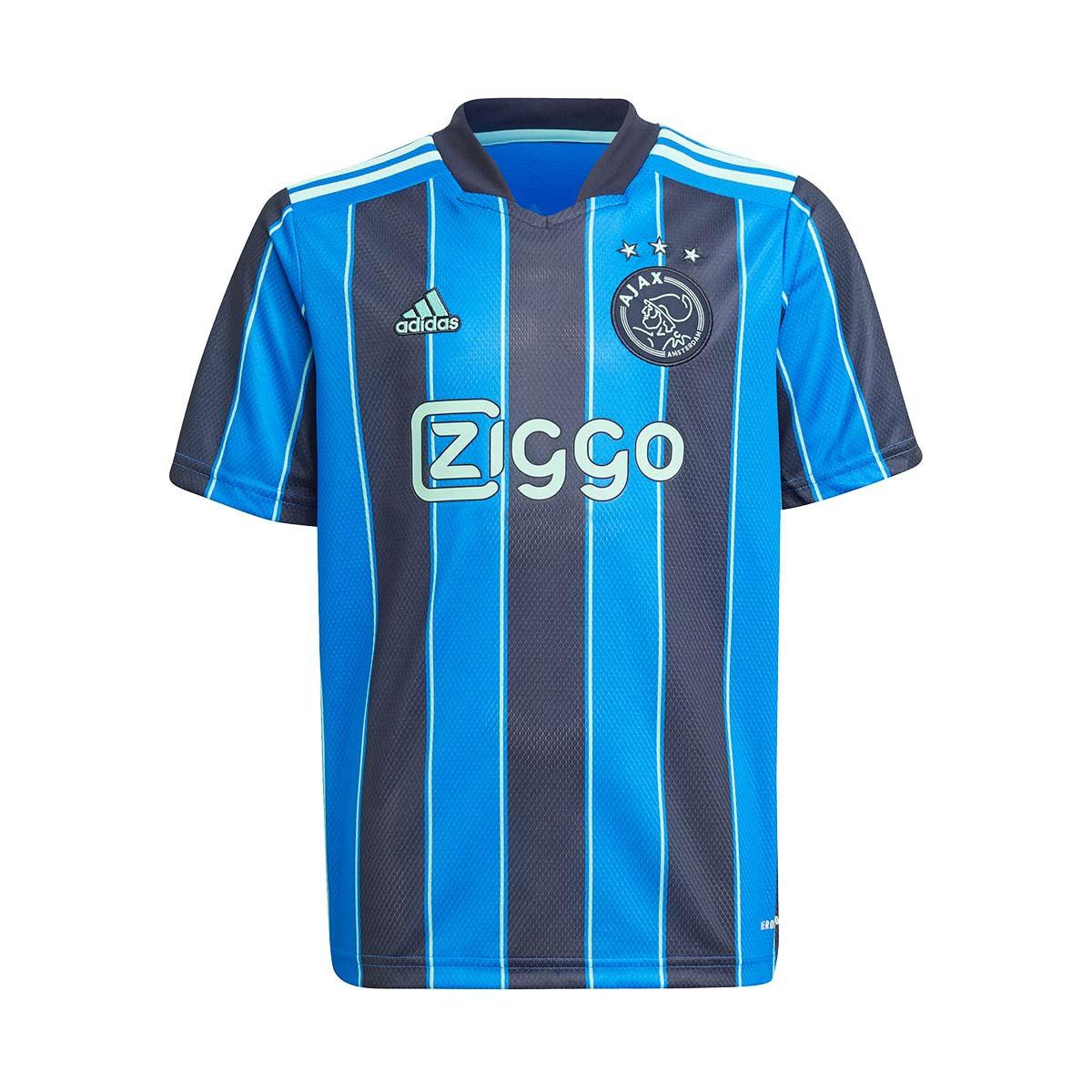adidas Kids Ajax Away Jersey 2021-2022 Niño Jersey