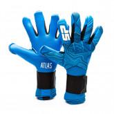 Guante Atlas Elite Aqualove Black-Blue-Orange