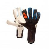 Guante Atlas Pro AIR Niño Black-Blue-Orange
