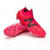 Scarpe Tekela v3+ Pro FG Alpha pink-Horizon