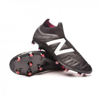 Tekela v3+ Pro Leather FG Black-Aplha pink