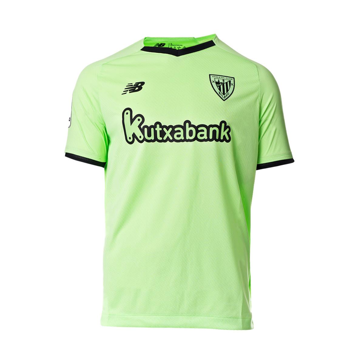 New Balance AC Bilbao Away Jersey 2021-2022 Jersey