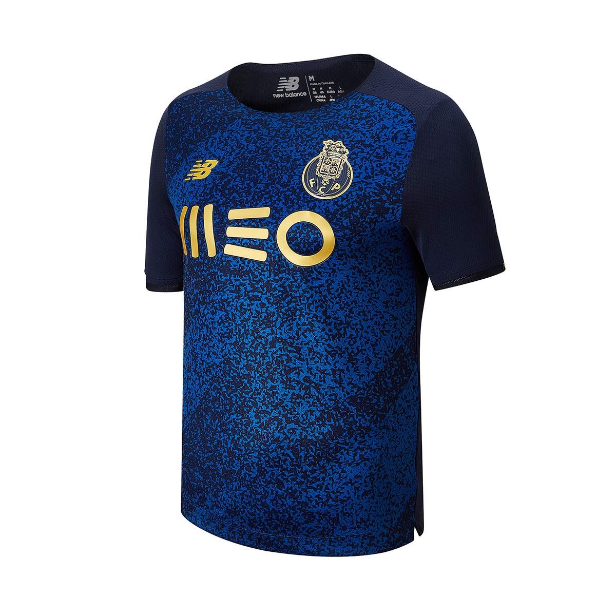 New Balance Kids FC Porto Away Jersey 2021-2022 Jersey