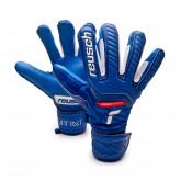 Guante Attrakt Grip Evolution Finger Support Deep blue