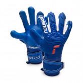 Guanti Attrakt Freesilver Finger Bambino Deep blue