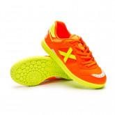 Futsal Boot Continental V2 Niño Orange