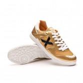 Futsal Boot Continental V2 Niño Gold
