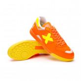 Futsal Boot Continental Orange