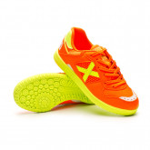 Futsal Boot Continental V2 Orange