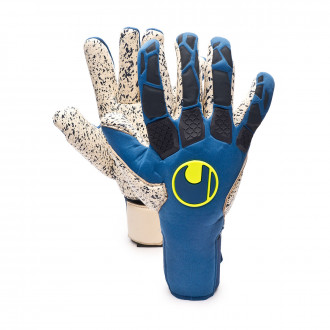 Hyperact Supergrip+ Finger Surround Night blue-White-fluor yellow