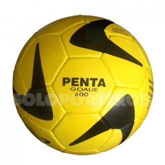 Balón  HO Soccer Penta 600 Gramos Amarillo
