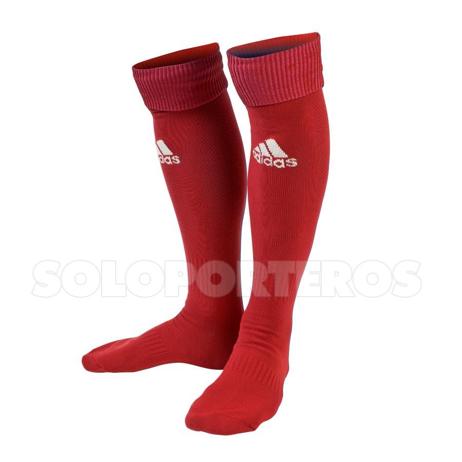 medias rojas adidas
