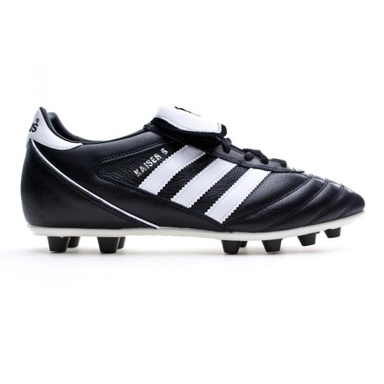 Bota de fútbol adidas Kaiser 5 Liga Negra - Leaked soccer 369d069dcf31c