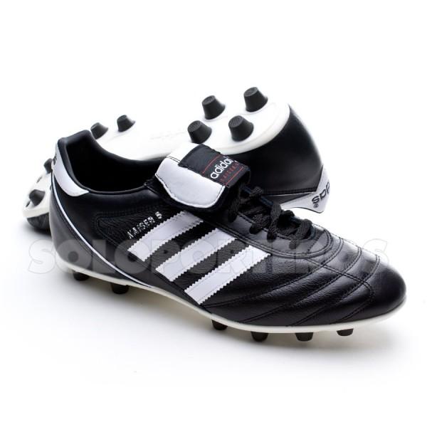 half off 601d1 03f1f Football Boots adidas Kaiser 5 Liga Black - Tienda de fútbol Fútbol Emotion