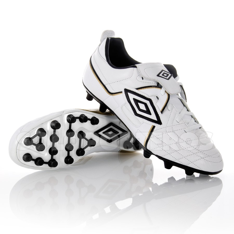 5201ec30673c6 Bota de fútbol Umbro Speciali Premier FG 26 Blanca - Tienda de fútbol Fútbol  Emotion