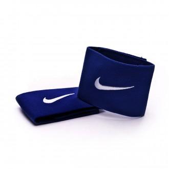 Shinpad straps  Nike navy blue Navy blue shin pad straps