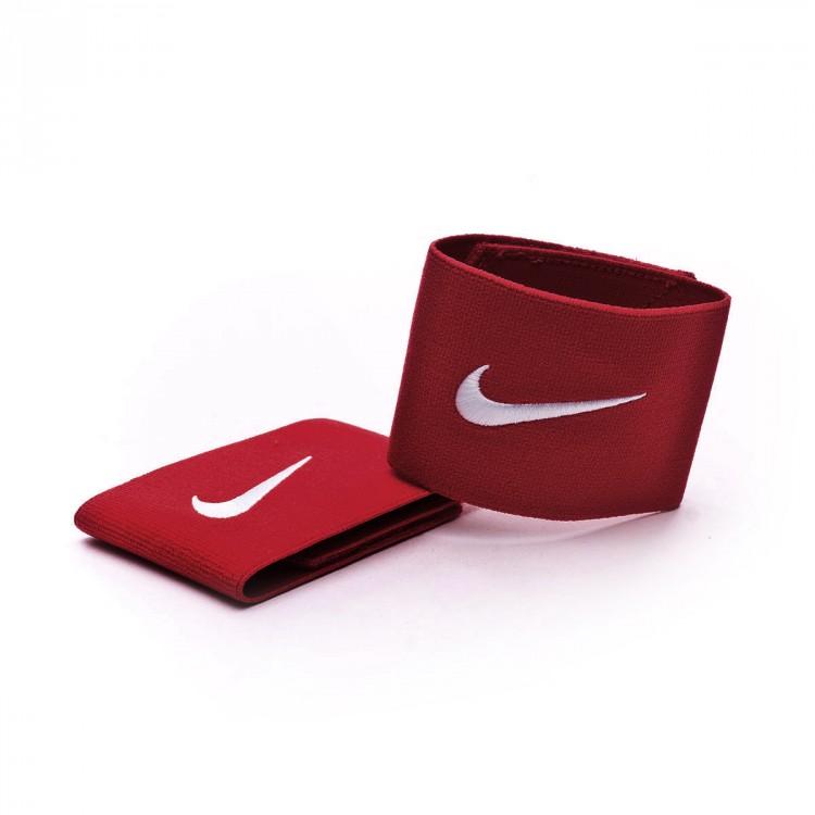 Guardaespinilleras Nike Granate - NISE0047.611