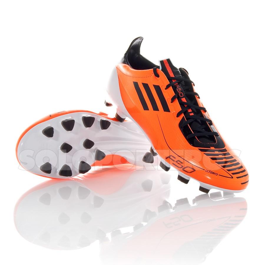 Adidas F50 Adizero Naranjas