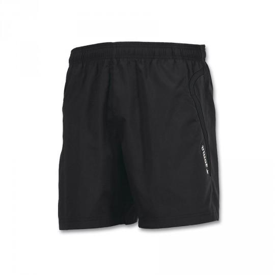 Pantalón corto  Joma Microfibra Panama Negro