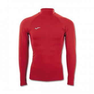 Camiseta  Joma Térmica M/L Brama Classic Rojo