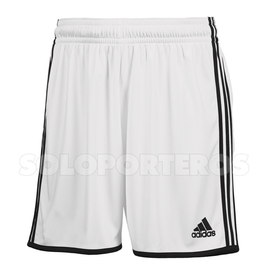 7a192cc74 Pantalón corto adidas Entrada Blanco-Negro - Tienda de fútbol Fútbol Emotion