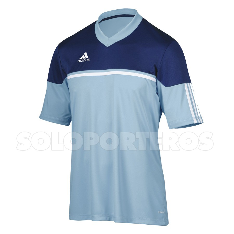 25b84dc1bb8bd Camiseta adidas Autheno Azul Argentina-Marino - Tienda de fútbol Fútbol  Emotion