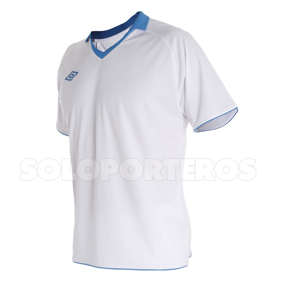 Jersey Umbro Torneo Adulto White-Royal - Football store Fútbol Emotion 7a8f17607
