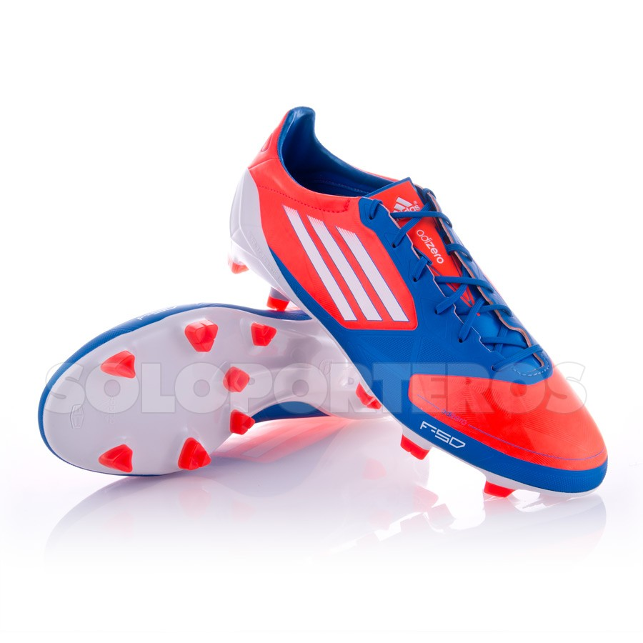boot adidas f50 adizero trx fg synthetic blue orange. Black Bedroom Furniture Sets. Home Design Ideas