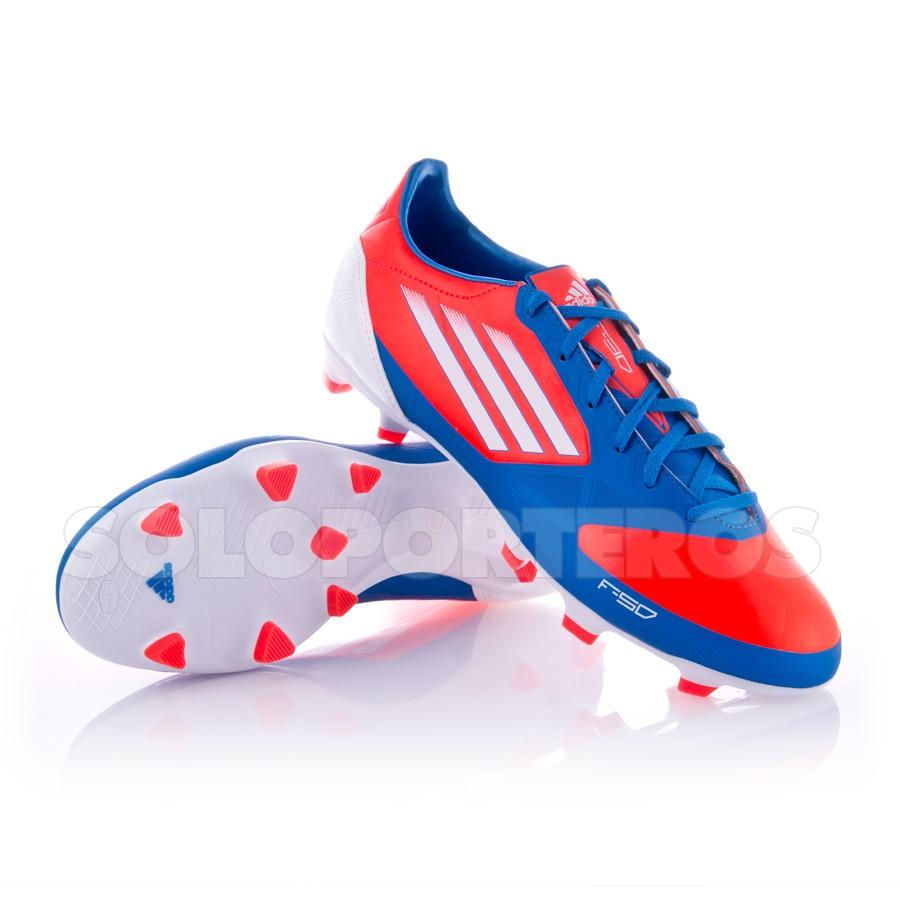 79662b4eb Football Boots adidas F30 TRX FG Blue-Orange - Tienda de fútbol ...