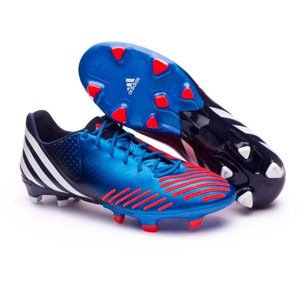 innovative design fa833 2958a ... sweden boot adidas predator lz trx fg blue white infrarrojo leaked  soccer cc45a fd0e3