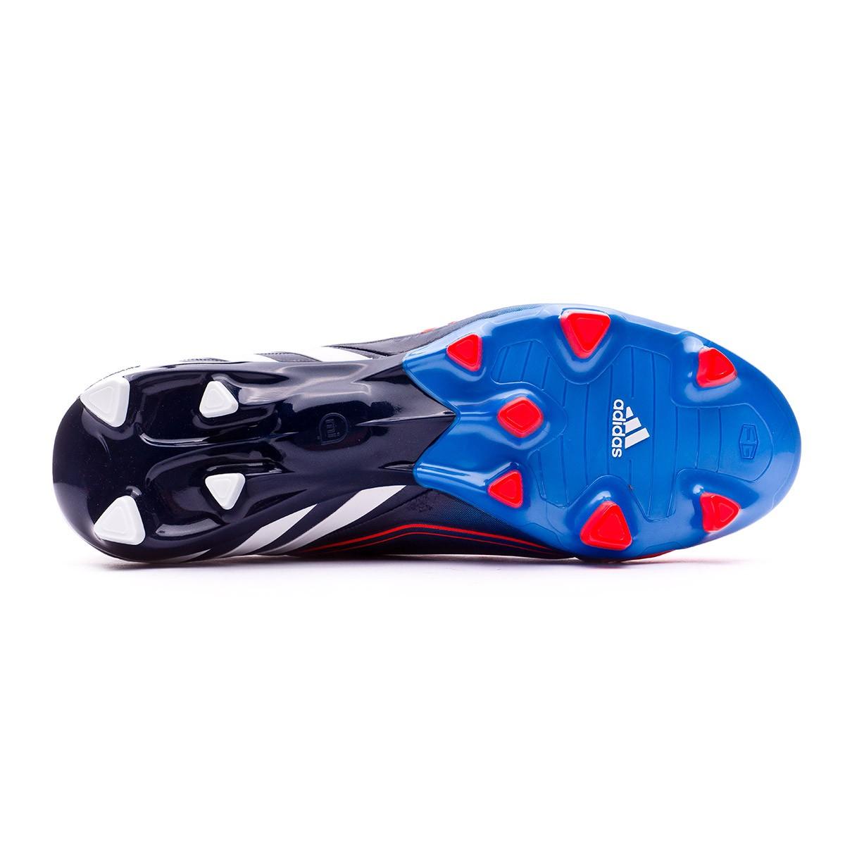 sale retailer e1b71 a884d Bota de fútbol adidas Predator LZ TRX FG Azul-Blanco-Infrarrojo -  Soloporteros es ahora Fútbol Emotion