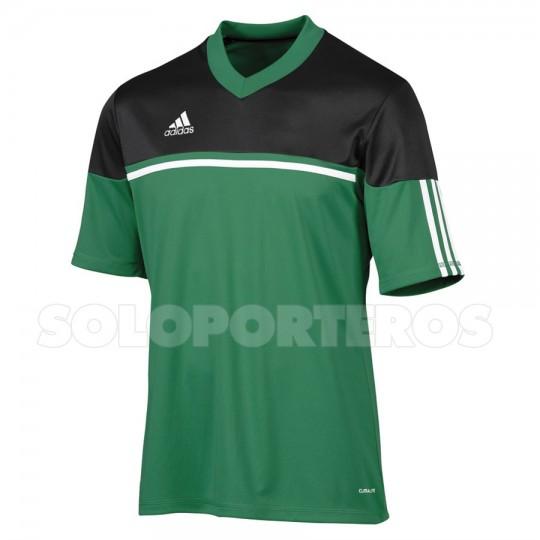 Camisola adidas Autheno 12 Verde-Preto - Loja de futebol Fútbol Emotion db1c8b4df71d5