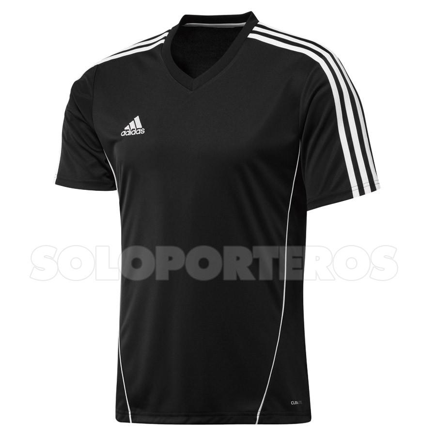 adidas camiseta negra