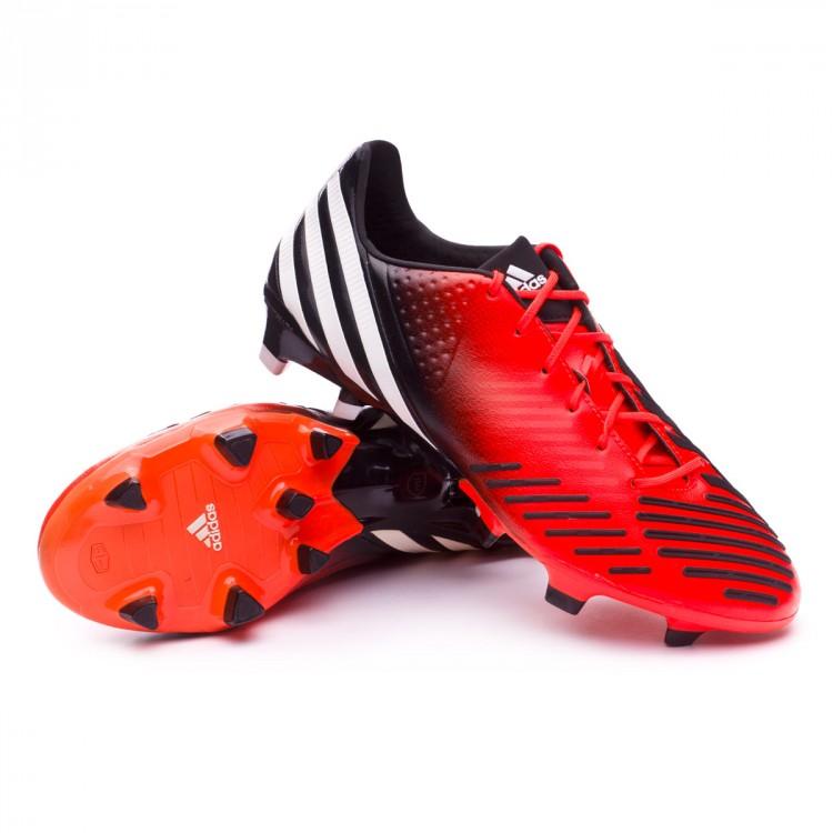 purchase cheap ddd4f 504ad bota-adidas-predator-lz-trx-fg-roja-negra-