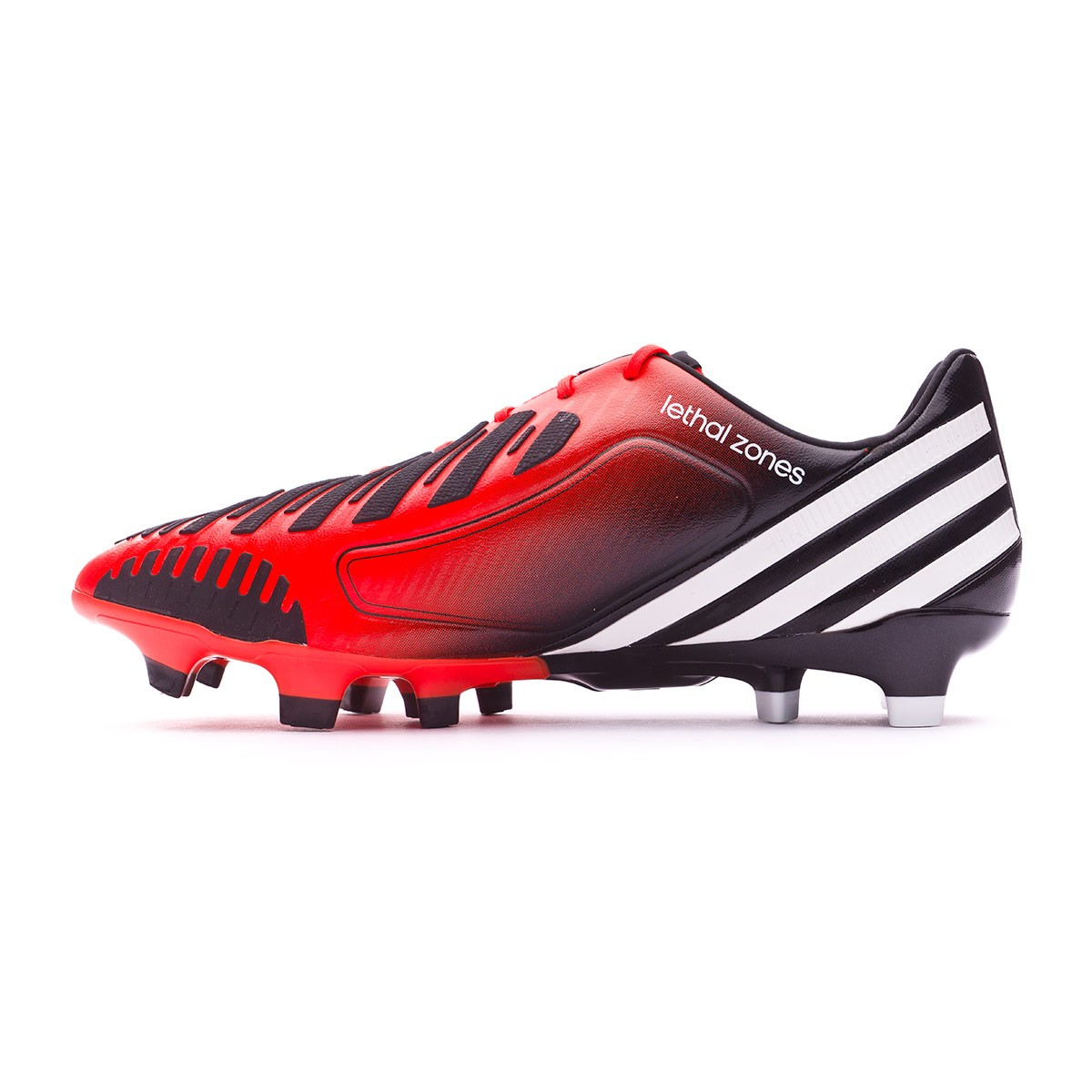 newest 31e07 b827f Football Boots adidas Predator LZ TRX FG Red-Black - Football store Fútbol  Emotion