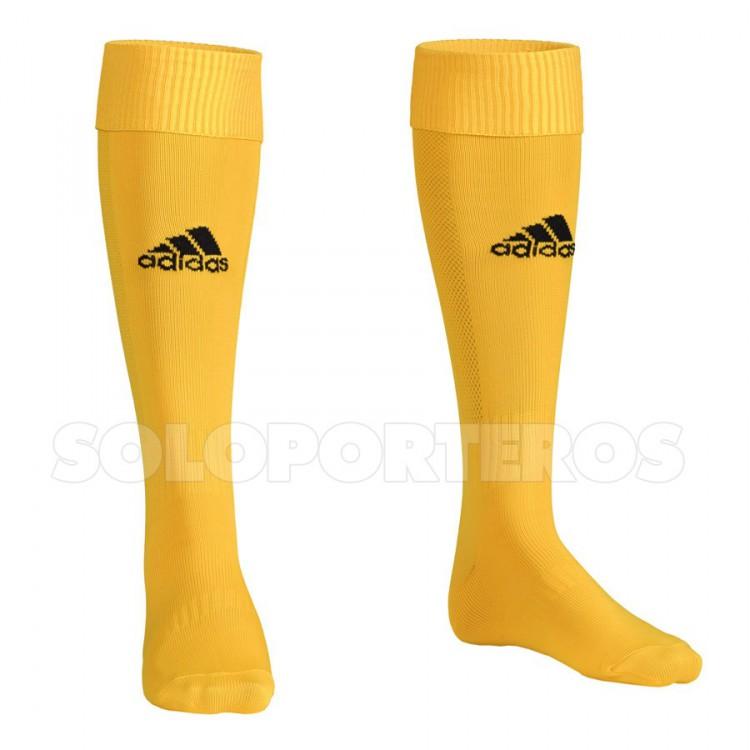 celebrar Separar Planta  Medias adidas Santos Amarilla-Negra - Tienda de fútbol Fútbol Emotion