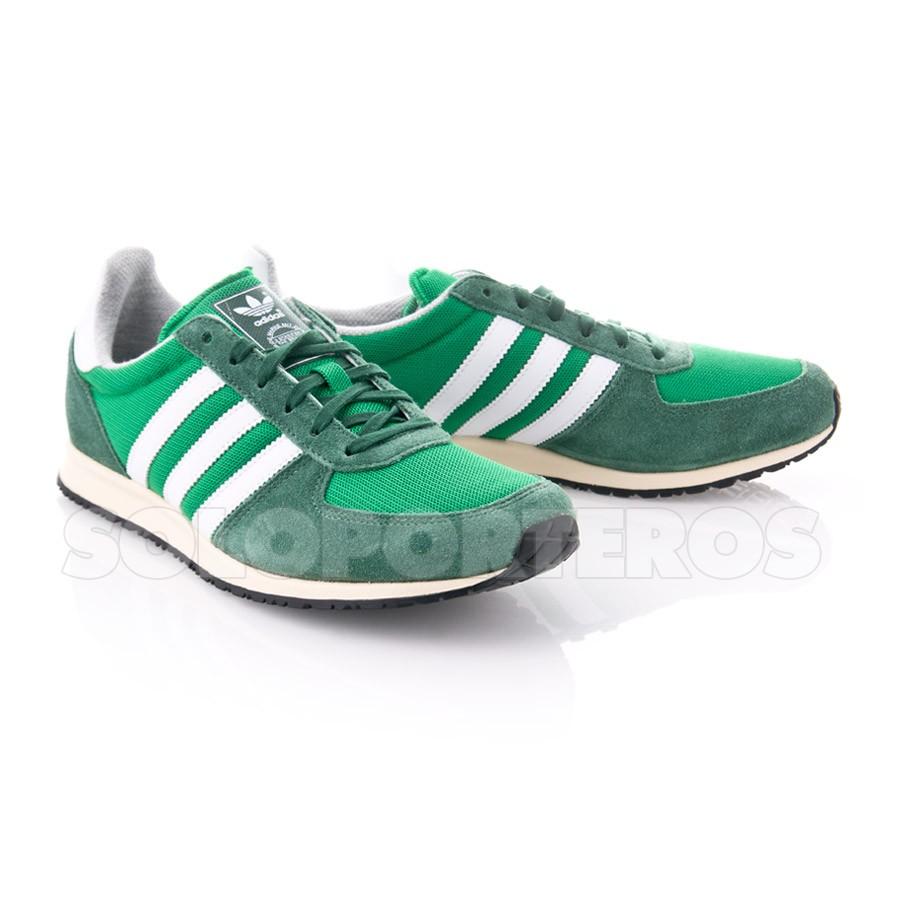 bambas adidas verdes