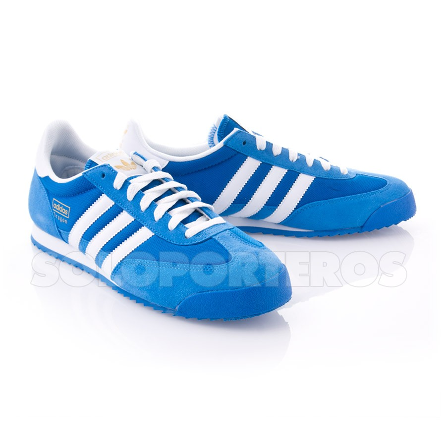 zapatillas adidas dragon blancas