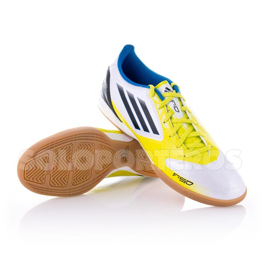 zapatillas adidas f50 amarillas