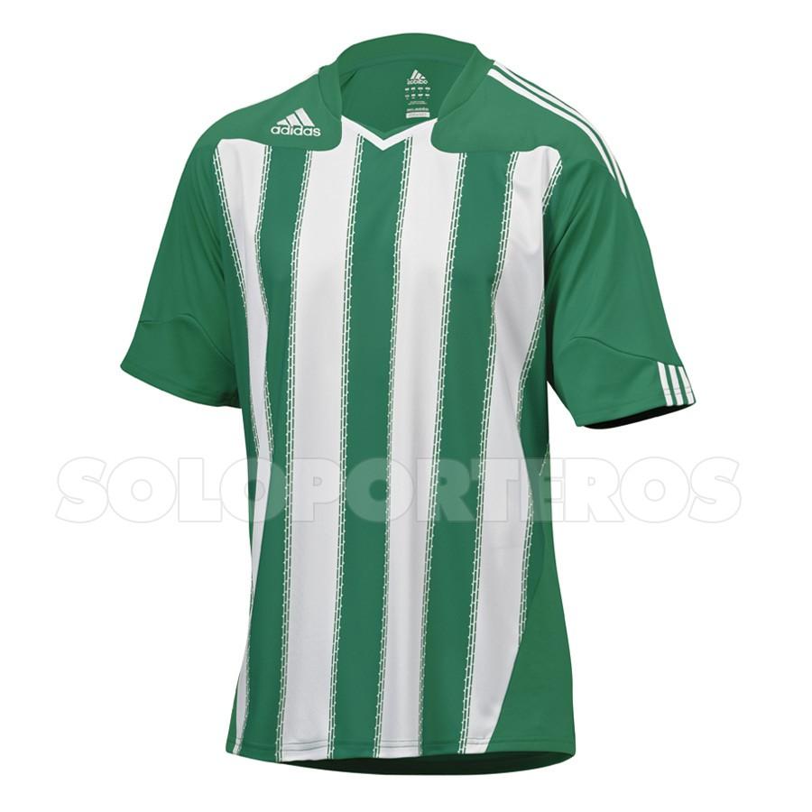 adidas camiseta verde