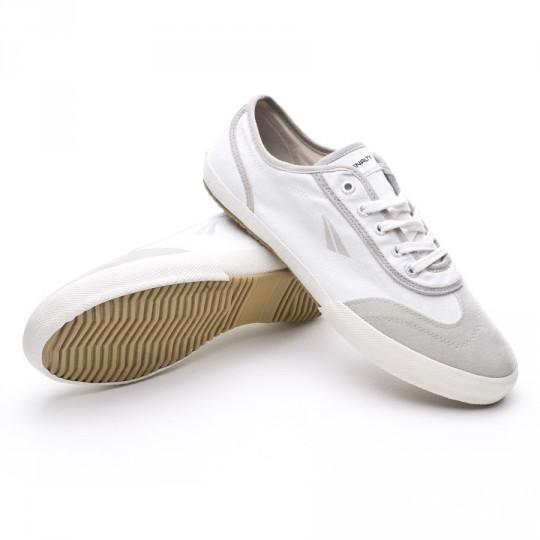 Chaussure de futsal  Penalty ATF Ole Brasil 12 Blanc-Gris